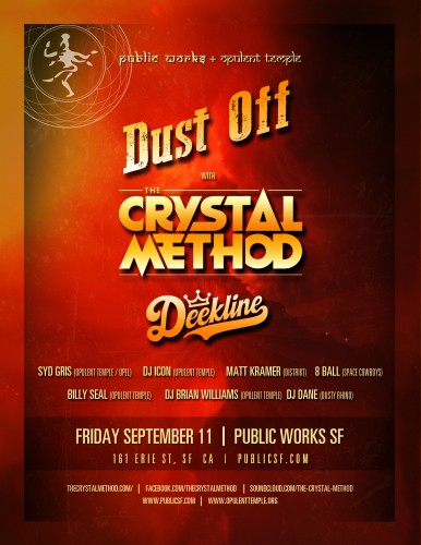 Dust Off web poster