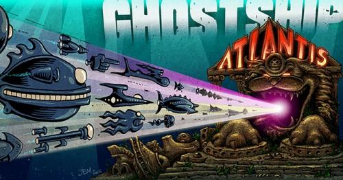 Ghost Ship Atlantis